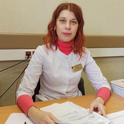 Пяткина Людмила Васильевна